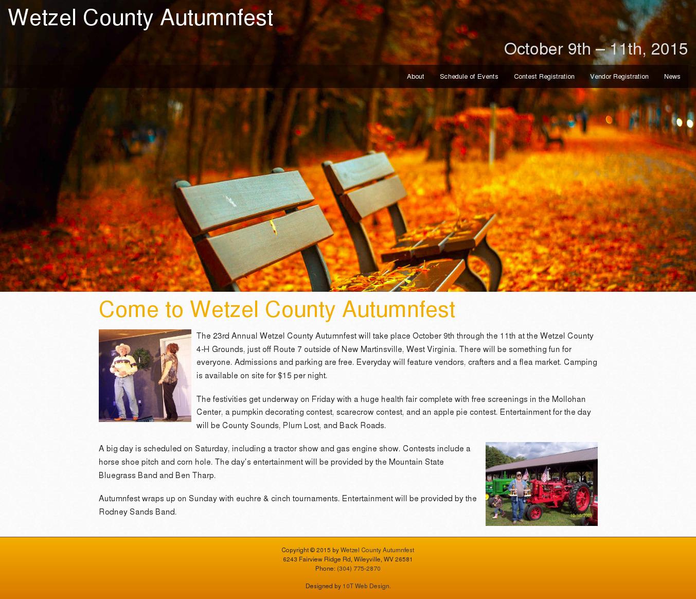 Wetzel County Autumnfest