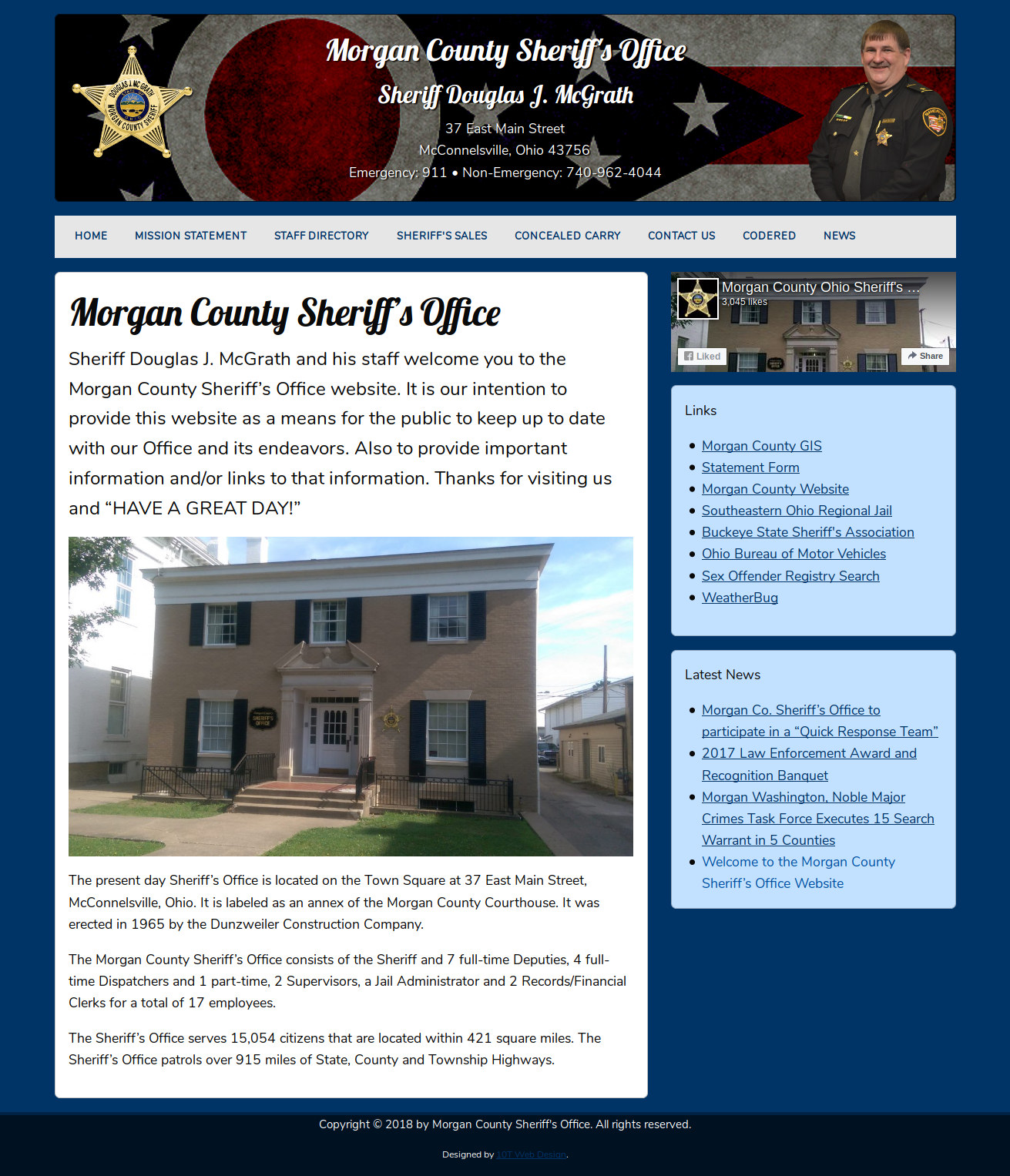 Morgan County Sheriff Office