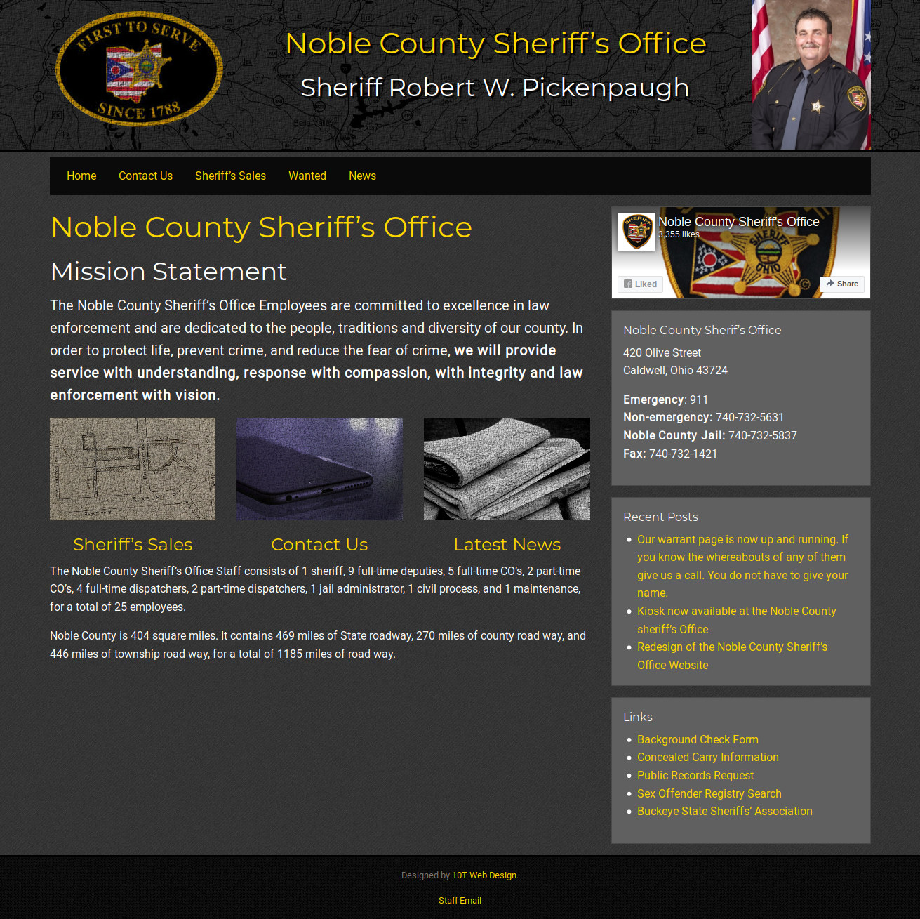 Noble County Sheriff Office